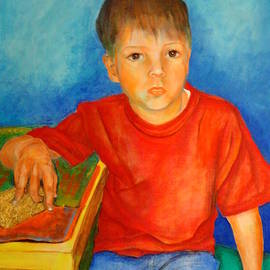 Dagmar Helbig - Portrait Andres