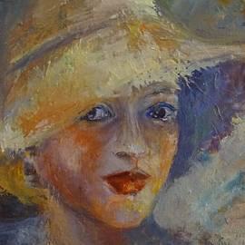Natalia Bardi - Portrait in summer light