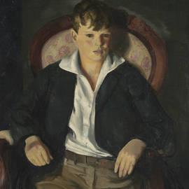 Portrait of a Boy  - George Bellows