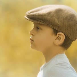 The Art Of Marilyn Ridoutt-Greene - Portrait of a Boy