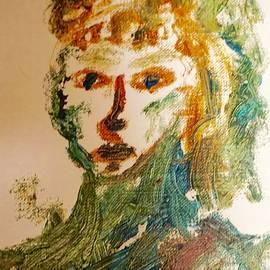 Shea Holliman - Portrait of a Girl