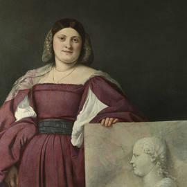 Portrait of a Lady - Titian