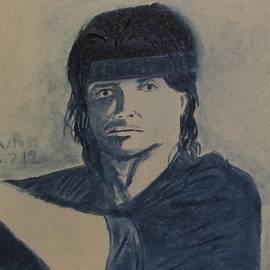 Aurokanya Chattopadhya - Portrait of Rambo