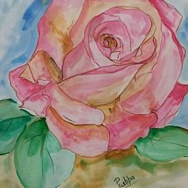 Pushpa Sharma - Portrait of a Rose