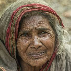 Constance Puttkemery - Portrait Of A Street Woman