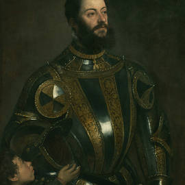 Portrait of Alfonso d