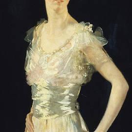 Portrait of Gardenia - Sir William Orpen