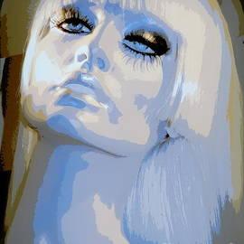 Ed Weidman - Portrait Of Giselle