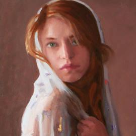 Charles Pompilius - Portrait of Sarah