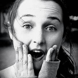 Barbara Dudley - Portrait of Surprise