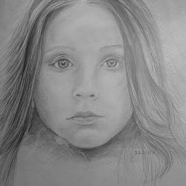 Duncan Sawyer - Portrait Study