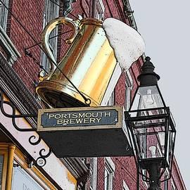 Brenda Spittle - Portsmouth Brewery