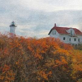 Marcia Lee Jones - Portsmouth Harbor Lighthouse