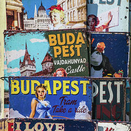 Lisa Lemmons-Powers - Postcards from Budapest