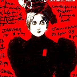 Poster for Major Barbara - H James Hoff