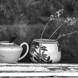 Betty Denise - Pots on Windowsill