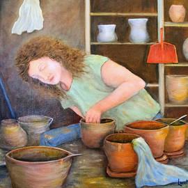 Loretta Luglio - Potter - Artisan Series