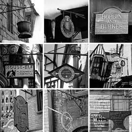 Brenda Conrad - Potter Signs C