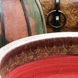 Ben and Raisa Gertsberg - Pottery Abstract
