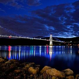 Kurt Von Dietsch - Poughkeepsie Blue Night