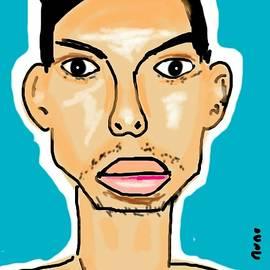 Nuno Marques - Portrait Face 1