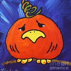 LimbBirds Whimsical Birds - Pouty Face