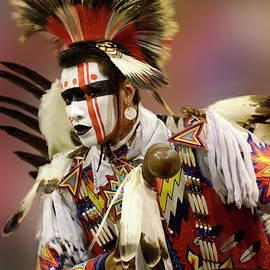 Bob Christopher - Pow Wow Chicken Dancer 1