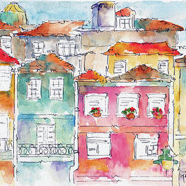 Pat Katz - Praca Da Ribeira Porto