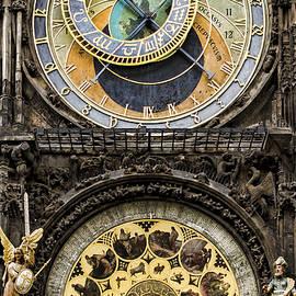 Heather Applegate - Prague Orloj