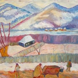 Stefan Silvestru - Prahova Valley