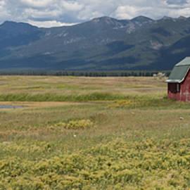 Fran Riley - Prairie Barn