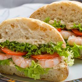 Clare Bambers - Prawn Sandwich