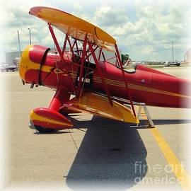 Barbie Corbett-Newmin - Preflight for the Waco