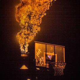 AJ Hege - PreHeat 2015 Fire Hoop