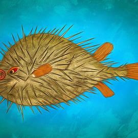 Sergey Lukashin - Prehistoric fish ball