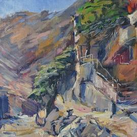 Oksana Dykan - Pretty House In Mountains
