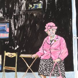 Esther Newman-Cohen - Pretty in Pink