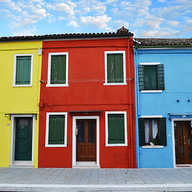 Rebecca Margraf - Primary Colors Too Burano Italy