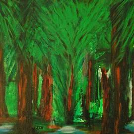 Scott Haley - Primeval Forest Number Three