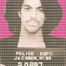 Gary Hogben - Prince Mug Shot - Pink