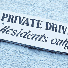 Private drive - Tom Gowanlock