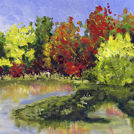 Bryce Prevatte - Prospect Park, Fall
