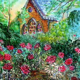 Mindy Newman - Protestant Church in Edinburgh Scotland