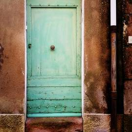 Lainie Wrightson - Provence Soft Green Door