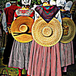 Lainie Wrightson - Provence Traditional Costumes