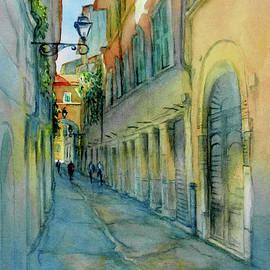 Virgil Carter - Provence Walk No 3
