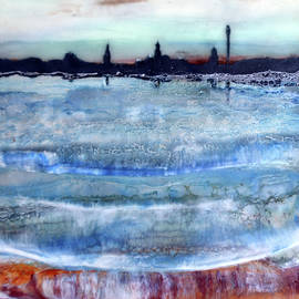 Jennifer Creech - Provincetown Skyline 1