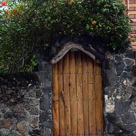 Catherine Sherman - Puerto Ayora Door in the Galapagos