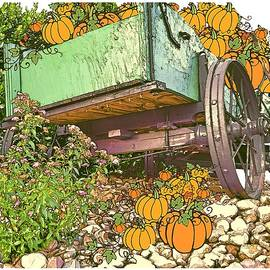 Larry Bishop - Pumpkin Harvest