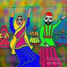 Latha Gokuldas Panicker - Puppets
